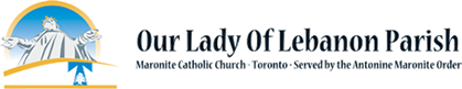 Our Lady of Lebanon Parish – Greater Toronto Area